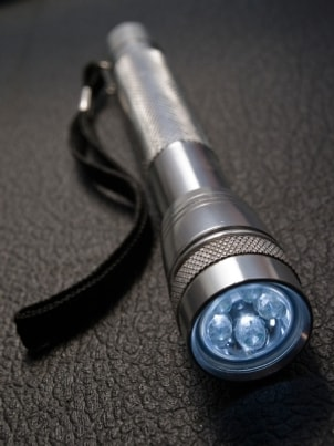 Types of Flashlights