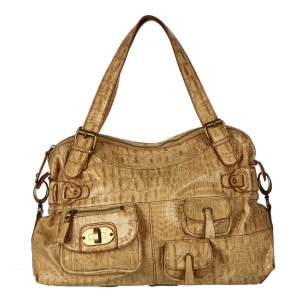 Jessica Simpson Midtown satchel handbag