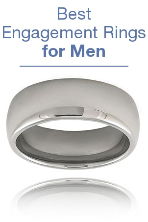Shop Men's Engagement Rings