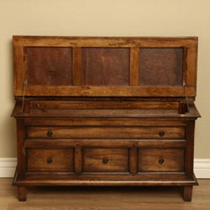 hope chest wood