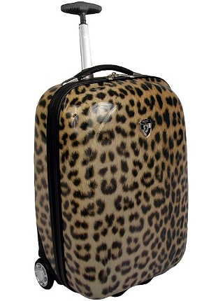 Heys luggage offers many unique and fun designs