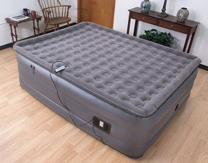 Tall air bed