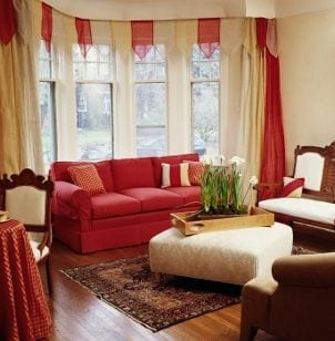 Best Curtain Rod for a Bay Window