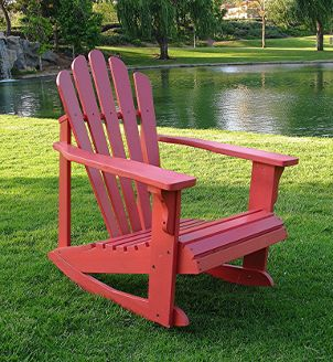 Tips on Buying Outdoor Rocking Chairs