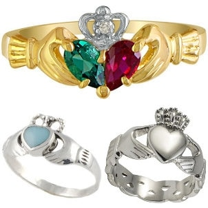 New Trends in Claddagh Rings