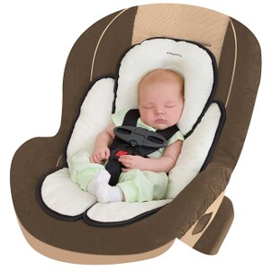 Making Infant Car Seats Comfortable