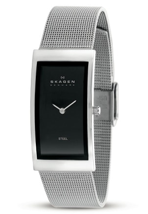 Stunning steel Skagen watch