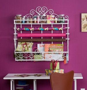 Craft and sewing storage organizer