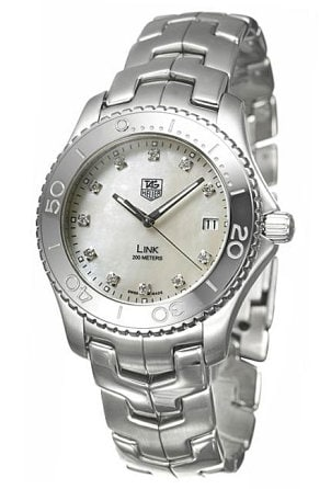 This men's TAG Heuer watch can add sophistication to your watch collection