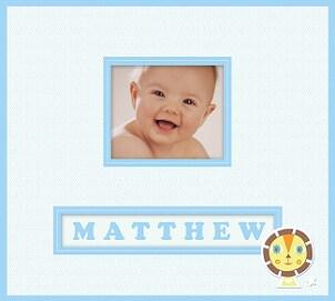 Ideas for Baby Scrapbook Albums