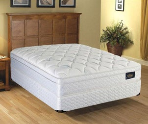 Get support with a Spring Air mattress