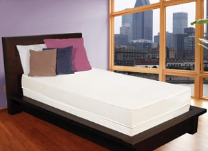 Sleep better with a memory foam mattress