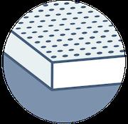 Latex Mattress Icon