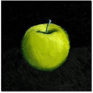 Michelle Calkins 'Green Apple'