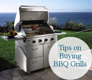 Tips on Buying BBQ Grills