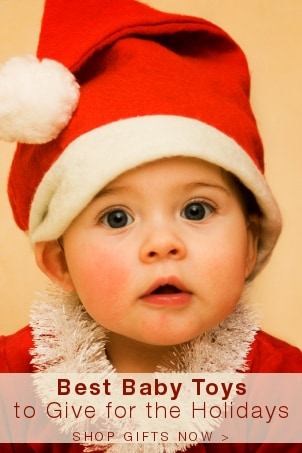 Best Baby Toys to Give for the Holidays