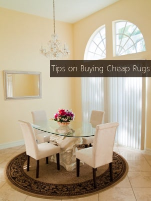 Tips on Buying Cheap Rugs