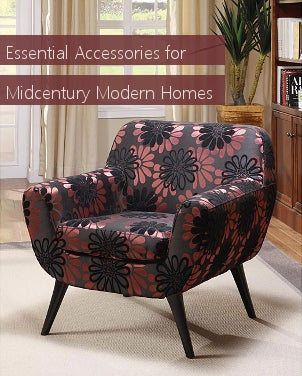 Essential Accessories for Midcentury Modern Homes