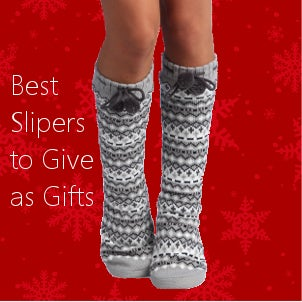 Best Slippers to Give as Gifts