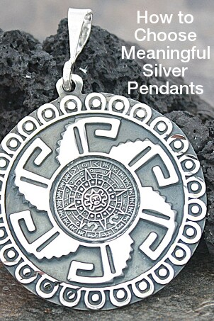How to Choose Meaningful Silver Pendants