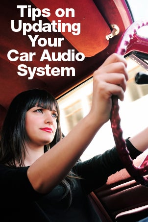 Tips on Updating Your Car Audio System