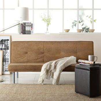 Shop Microsuede Sofas