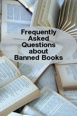 FAQs About Banned Books