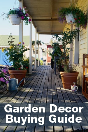 Garden Decor Buying Guide