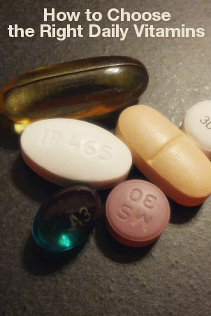 How to Choose the Right Daily Vitamins