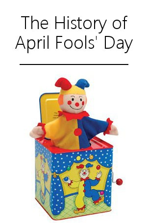 History of April Fools' Day