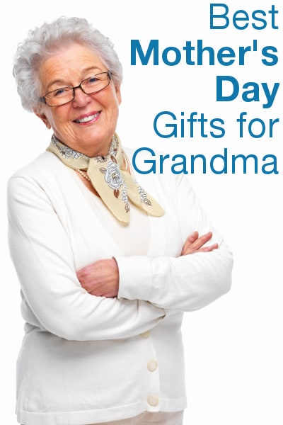Best Mother's Day Gifts for Grandma