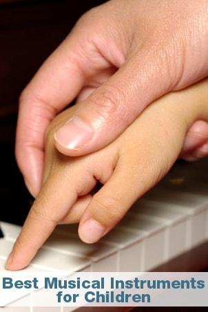 Best Musical Instruments for Children