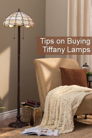 Tips on Buying Tiffany Lamps