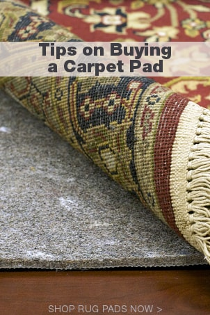 Tips on Buying a Carpet Pad