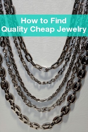 How to Find Quality Cheap Jewelry