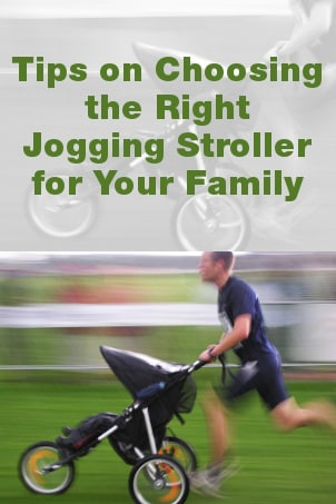 Tips on Choosing the Right Jogging Stroller for Your Family