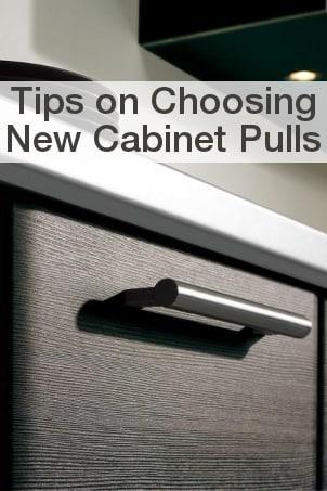 Tips on Choosing New Cabinet Pulls