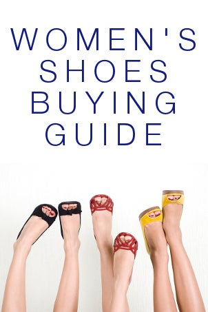 Women's Shoes Buying Guide