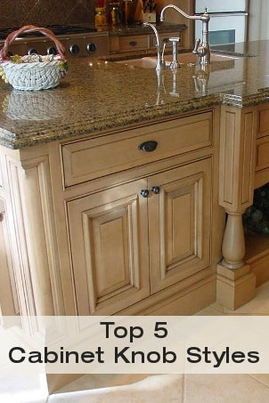 Top 5 Cabinet Knob Styles