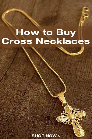 How to Buy Cross Necklaces