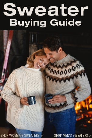 Sweater Buying Guide