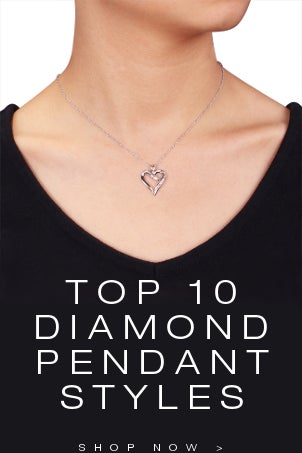 Top 10 Diamond Pendant Styles