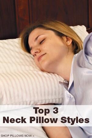 Top 3 Neck Pillow Styles