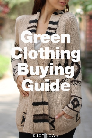 Green Clothing Buying Guide