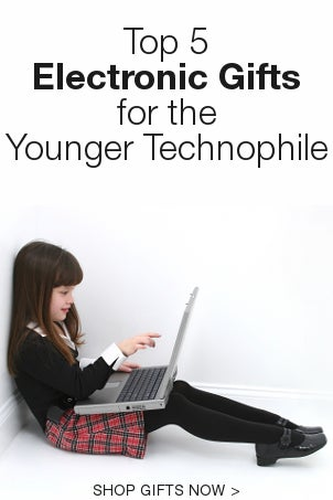 Top 5 Electronic Gifts for the Younger Technophile