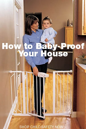 How to Baby-Proof Your House