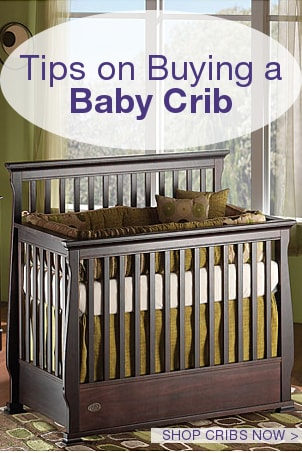 Tips on Buying a Baby Crib