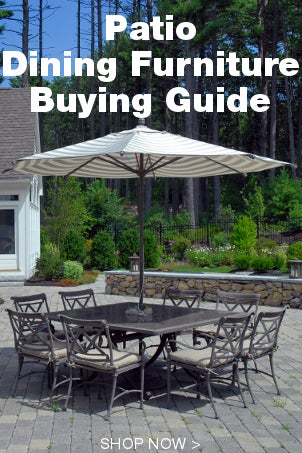 Patio Dining Furniture Buying Guide