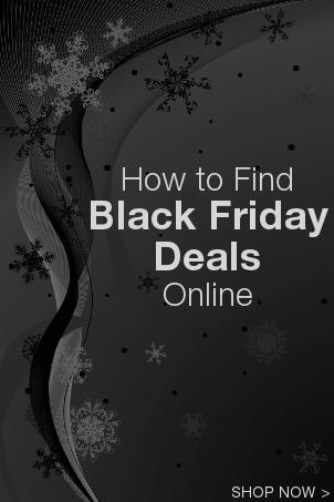 How to Find Black Friday Deals Online