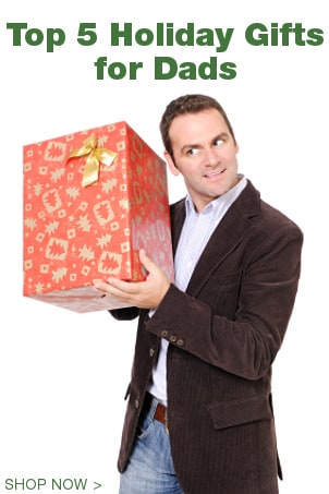 Top 5 Holiday Gifts for Dads